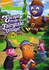 Backyardigans Escape From Fairytale V 0097368923645 DVD Region 1