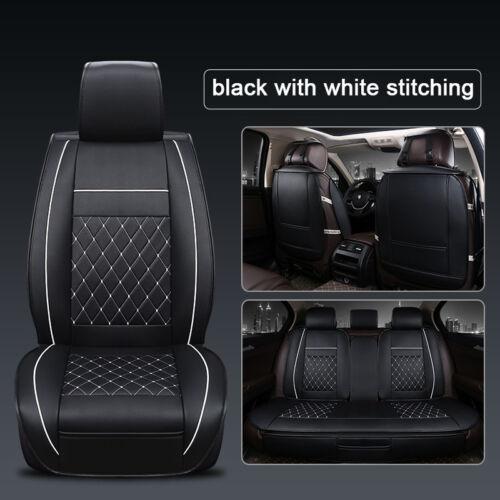 Custom-Fit Universal Car Seat Cover for 5 seats Car Lexus BMW Audi Benz Infiniti