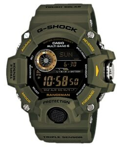 Casio-G-Shock-Rangeman-Digital-Mens-Green-Military-Tough-Solar-Watch-GW9400-3