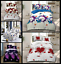 4-Pcs-3D-Design-Housse-De-Couette-complet-ensemble-de-literie-drap-et-2-taies-d-039-oreiller miniature 1