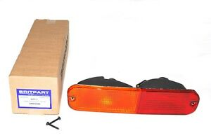 Bearmach LH Bumper Lamp Assembly Rear Freelander 1 All models from VIN 2A000001 to 3A999999 XFB000290R XFB00029