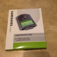 Original Xbox Memory Card 16 Mb Factory Sealed Free Shipping
