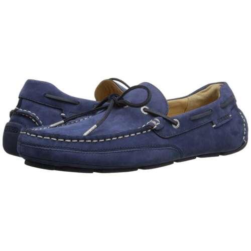 Sebago Men/'s Kedge Tie Oxford Leather//Suede Slip-On Loafer Shoes Original NEW