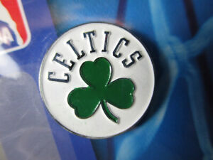 Boston-Celtics-Logo-Pin-NBA-Basketball-Metall-Wappen-Abzeichen-Crest-Badge-Neu