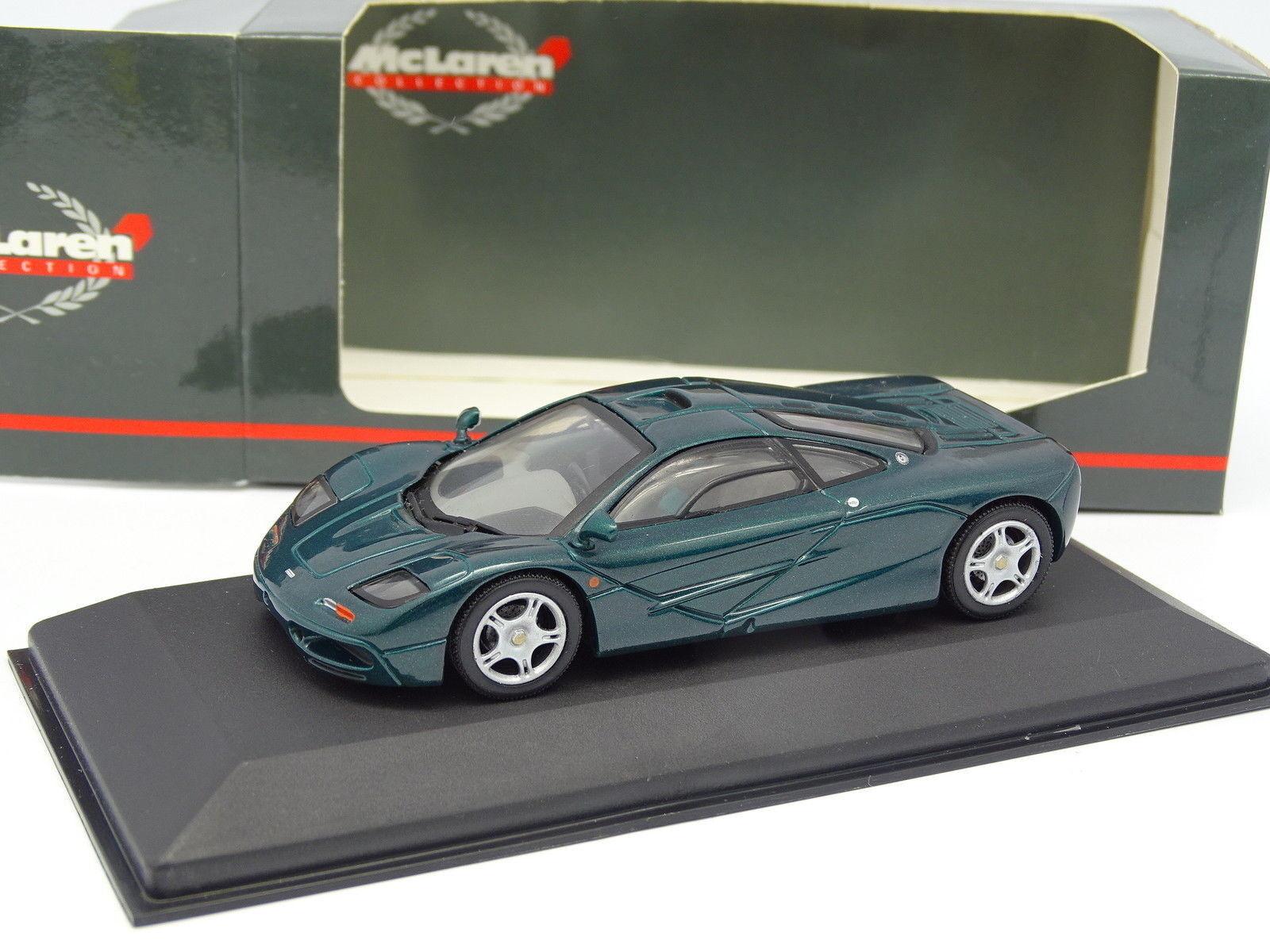 Minichamps 1 43 - McLaren F1 GTR 1995 Verte