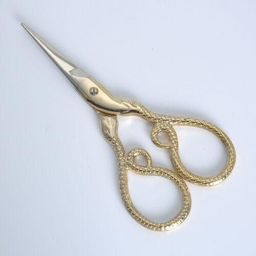 Retro Mini Tailor Scissors Animal Shear Handicraft Sewing Cutter Zodiac DIY Tool