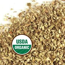Mullein Leaf - ORGANIC (Verbascum thapsus) -  FREE SHIPPING - 1 oz - 1 lb