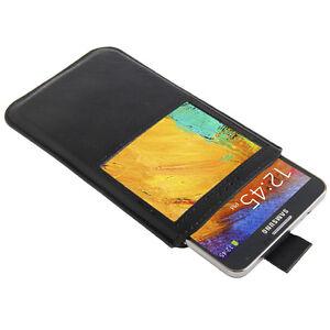 Samsung-Galaxy-Note-3-Etui-mit-Sichtfenster-Black-Huelle-Tasche-N9000-Note3-Case