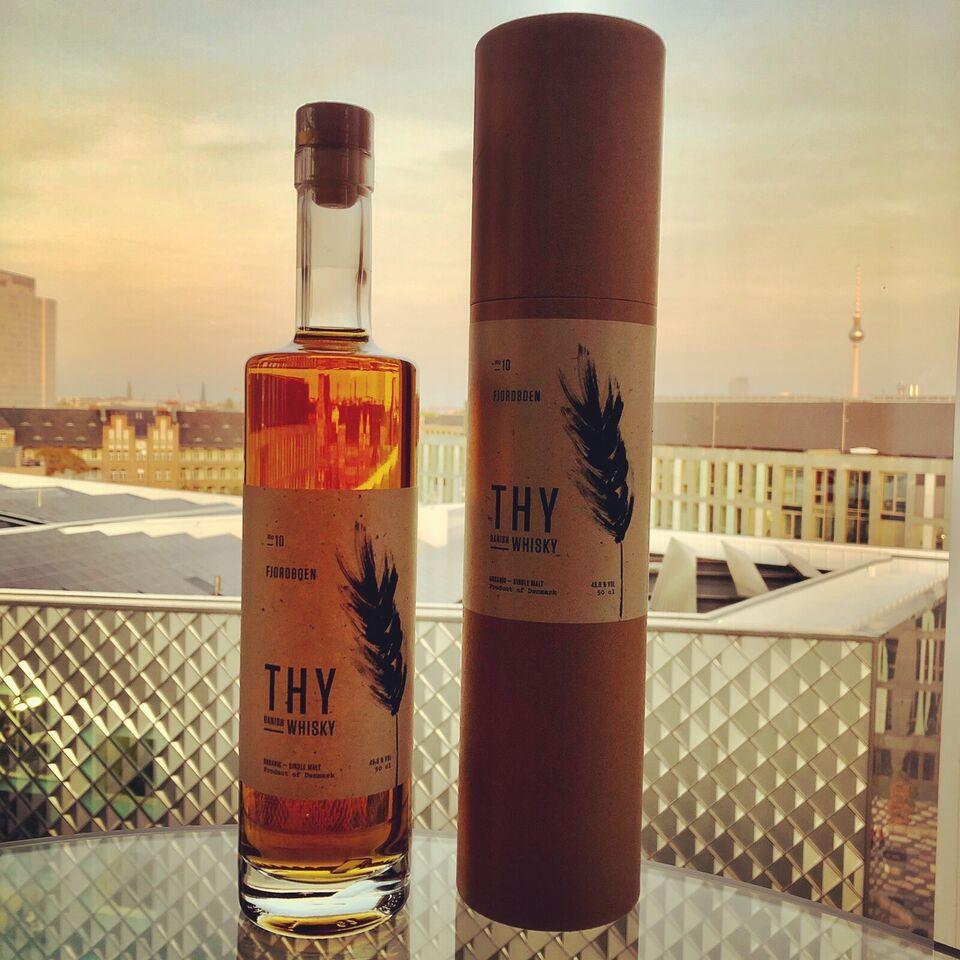 Spiritus, Thy Whisky No. 10 - Fjordboen