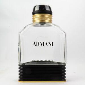 Details about Giorgio Armani Paris Eau Pour Homme Factice Mystery Bottle  1000 ml. 56d6fc16348