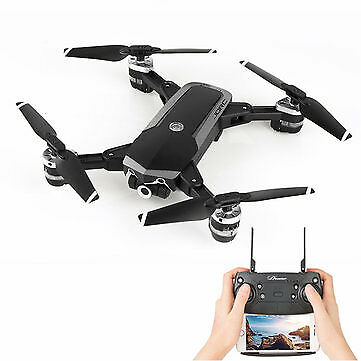 JDRC JD-20S WiFi FPV Foldable Drone 2MP HD Wide Angle Camera With 18mins Flight