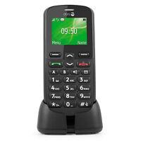DORO PHONE EASY 508 GRAPHITE/WHITE BIG BUTTON MOBILLE PHONE FOR SENIOR
