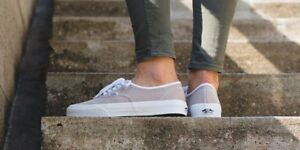 Vans-AUTHENTIC-SLIM-Jersey-Smoke-White-Women-039-s-Shoes-5