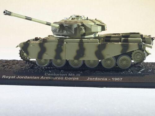 DeAgostini 1/72 Centurian Mk lll