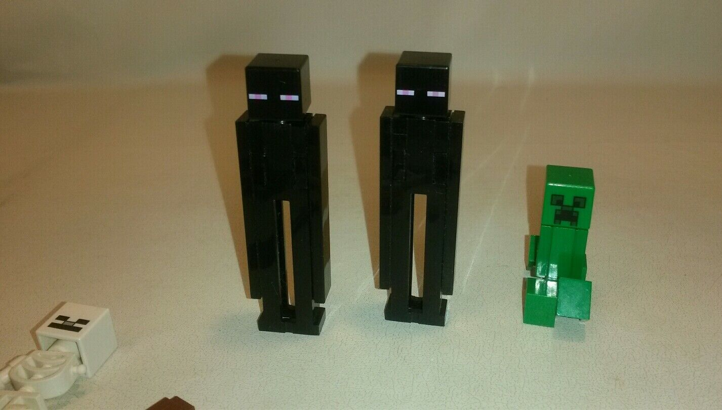 LOT LEGO MINECRAFT 21117 THE ENDER DRAGON DRAGON DRAGON PARTS AND PIECES & FIGURES F S a0bbf1