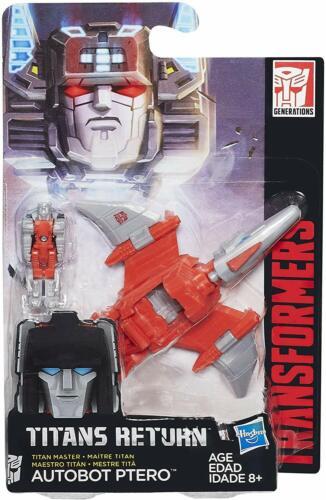 Transformers Generations Titans retour Autobot PTERO figurine Hasbro 2016