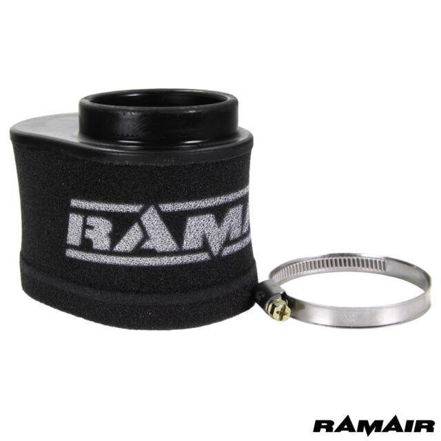 Ramair 55mm Motorcycle - Motocross Perforamnce Race Pod Oval Air Filter