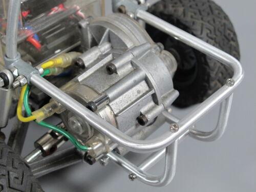 Aluminum Front Rear Bumper Guard Protect Tamiya 1//10 Sand Scorcher Champ Buggy
