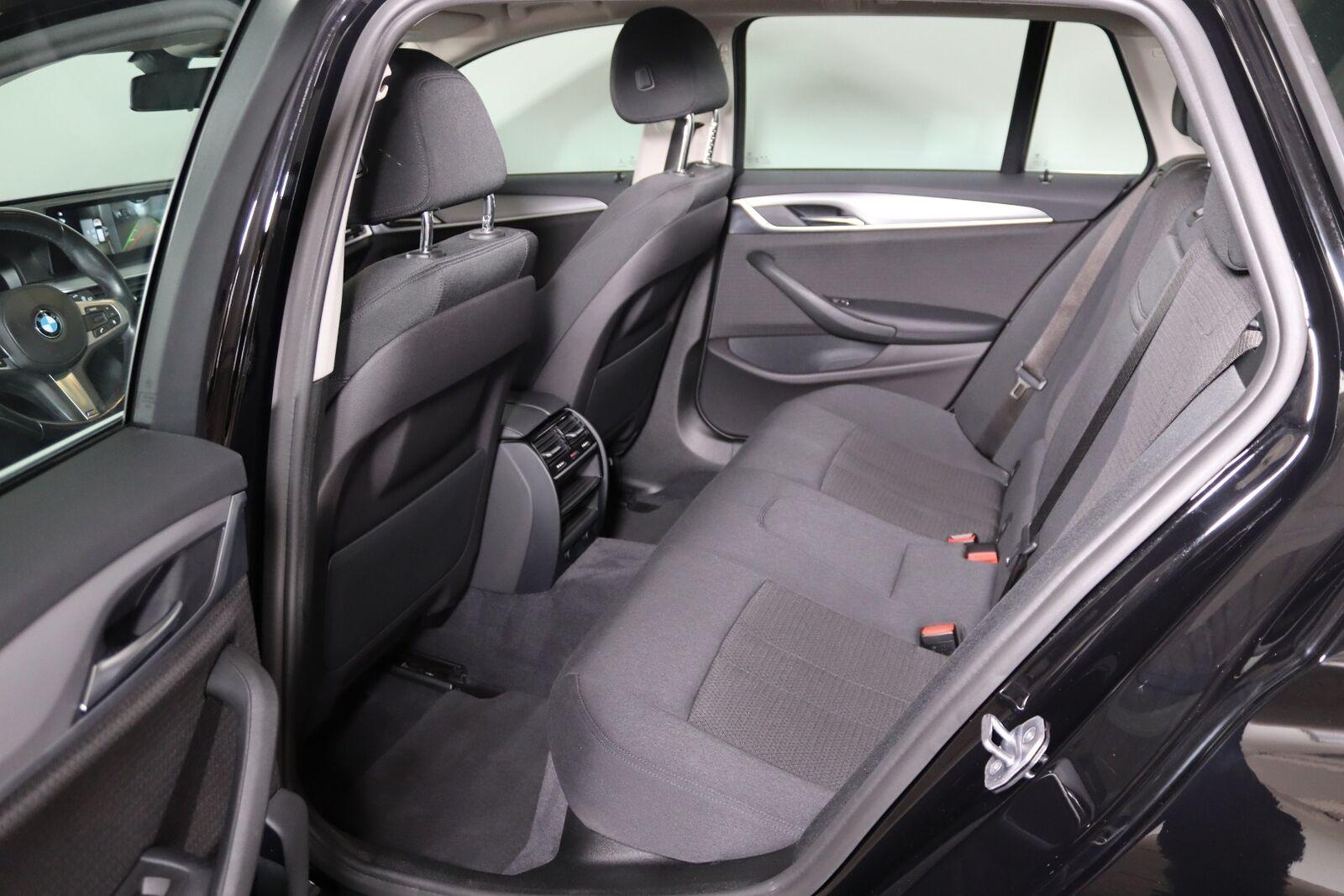 BMW 520d 2,0 Touring aut. - billede 6