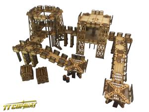 TTCombat - INH007 - Sector 1 - Industrial Complex