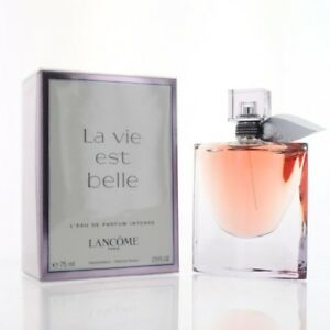 eb475309b LA VIE EST BELLE Lancome 2.5 OZ L'EAU DE PARFUM INTENSE SPRAY NEW in ...