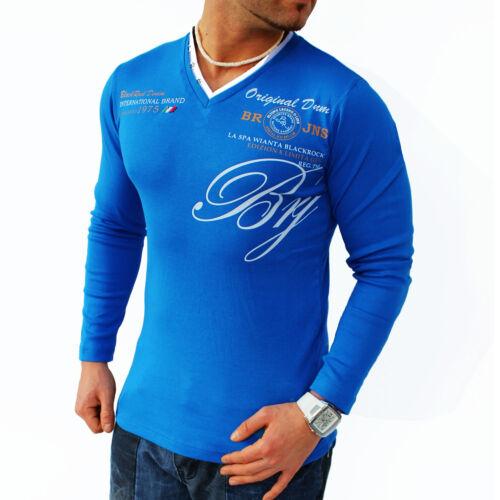 119 Herren Sweat-Shirt Longsleeve Langarm Sweatshirt Pullover S M L XL La.4.15