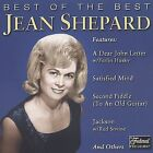 Best of the Best by Jean Shepard (Country) (CD, 2001, Federal Records)