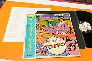 BEATLES-LP-COLLECTION-JAPAN-EX-OBI-INSERTO