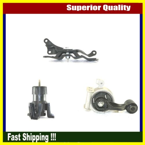 Brand New DEA Engine Motor Mount Set 3pcs For 2009-2014 Nissan Maxima SV