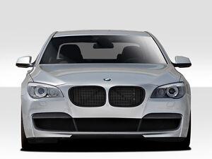 09 15 Bmw 7 Series F01 Duraflex M Sport Look Front Bumper 1pc 109437 Temp Ebay