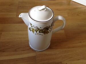 Image Is Loading Wedgwood Oven To Table 1 Large Coffee Pot