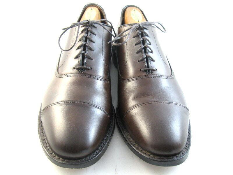Allen Edmonds    PARK AVENUE  Oxfords 10.5 C braun (706) 5f358e