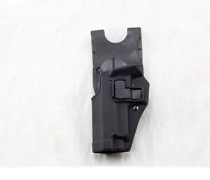 Tactical-Serpa-Concealment-left-Hand-Holster-For-SIG-SAUER-P226-P228-P229-Black