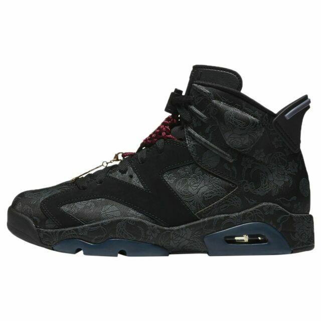 Size 7 - Jordan 6 Retro SD Black for sale online | eBay