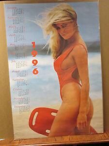 Image Is Loading Vintage  Neriah Davis Original Calendar Poster Hot