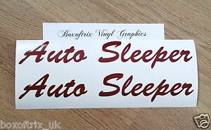 Auto-Sleeper-Motorhome-Decals-Stickers-Choice-Sizes-Colours-2-Piece