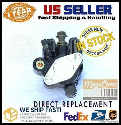 Suzuki Rear Brake Caliper with Pads LTZ400 LT230E LT250R LT250S LT230 LT500R NEW