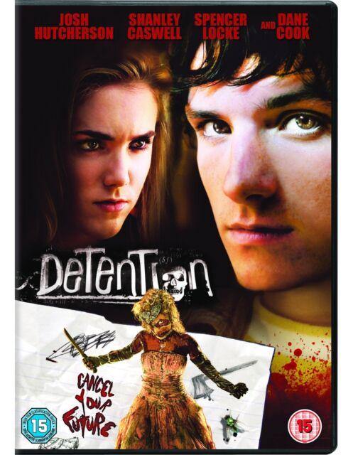 Detention [DVD] New Sealed UK Region 2 - Josh Hutcherson