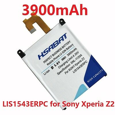3900mAh LIS1543ERPC Battery for SONY Xperia Z2 L50 L50W L50U L50T D6502 D6503 p