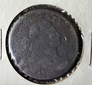 1797-Draped-Bust-Cent-Historic-Date-RARE-Collector-Coin-lt-lt-BIG-SALE-gt-gt