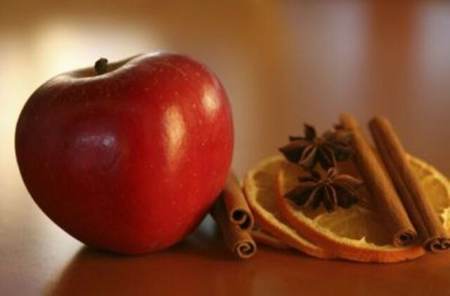 Apple Cinnamon Fragrance Oil Candle/Soap Making Supplies ***Free Shipping***