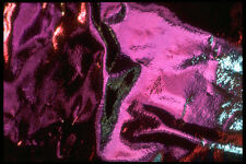343088 Viola su presentano piegature Argento Riflettore A4 FOTO STAMPA texture