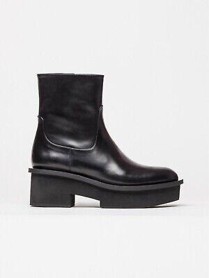 scarpa donna paloma barcelo barcelò in pelle nero shoes