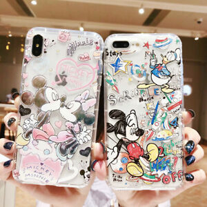 For-iPhone-X-XS-Max-XR-6-7-8-Plus-Disney-Cute-Minnie-Mickey-Phone-Case-Cover