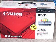 Canon BJC 55 Standard Inkjet Printer