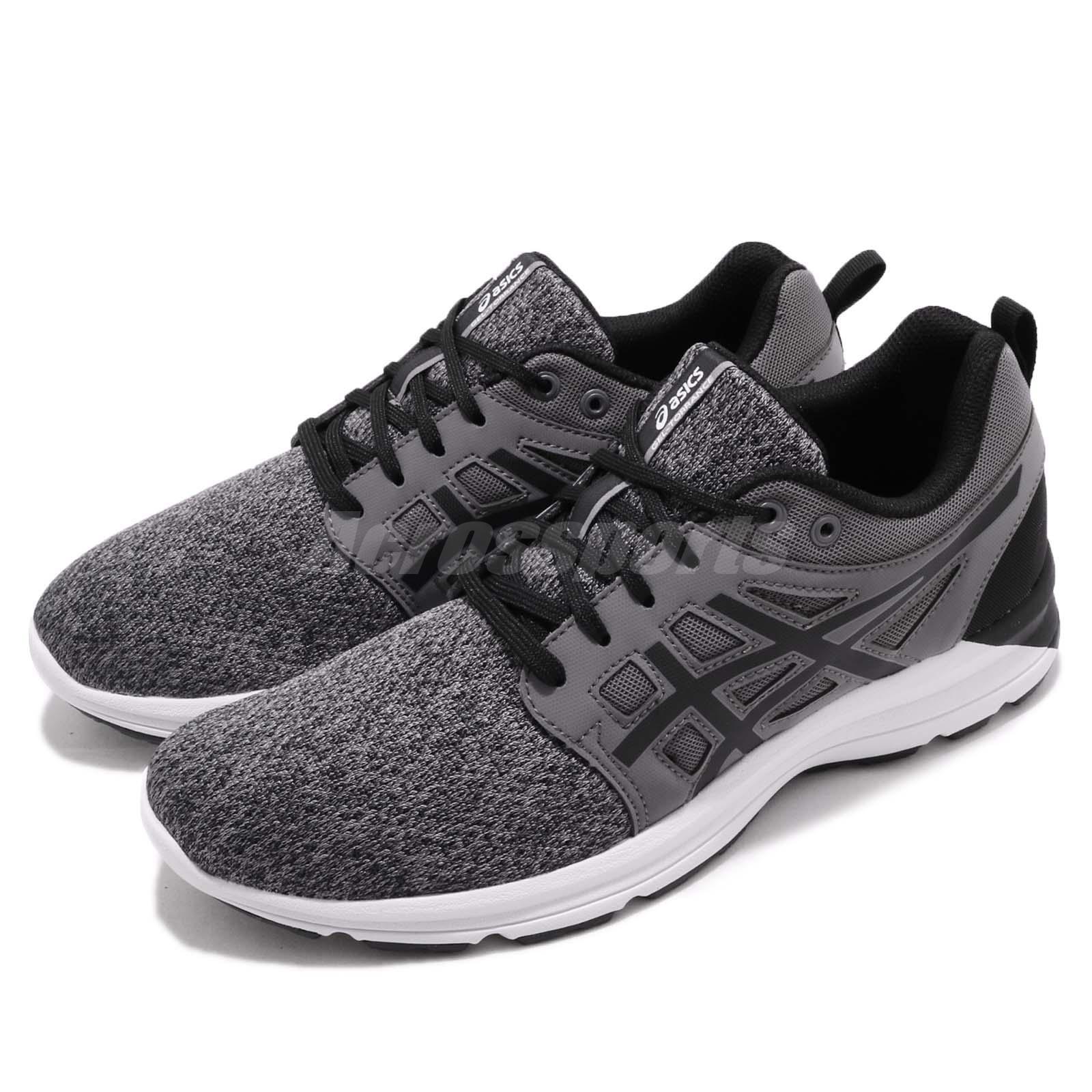Asics Gel-Torrance Carbon negro blanco Men Running zapatos zapatillas 1021A049-020