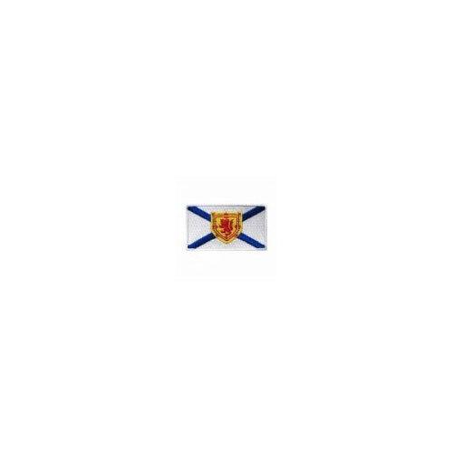 NOVA SCOTIA CANADA PROVINCIAL FLAG IRON-ON PATCH CREST BADGE. NEW