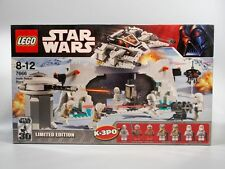 LEGO 7666 Star Wars Hoth Rebel Base NEW & SEALED