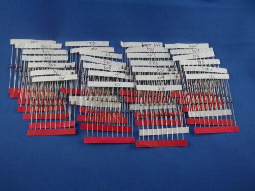 Zenerdiode Z-Diode Sortiment #2 2,4-33V Gesamt 270 Stück