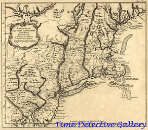 Map Of New York Pennsylvania And New Jersey.Details About Colonial Map Of New York Pennsylvania New Jersey 1764 Poster In 5 Sizes